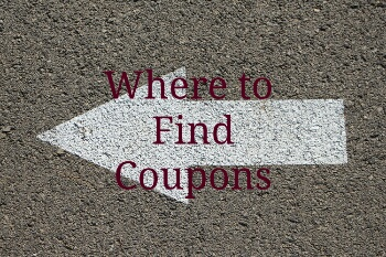 finding coupons in Canada