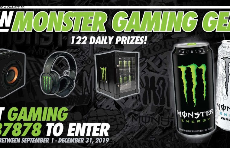Win Monster Gaming Gear