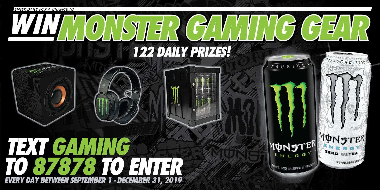Win Monster Gaming Gear