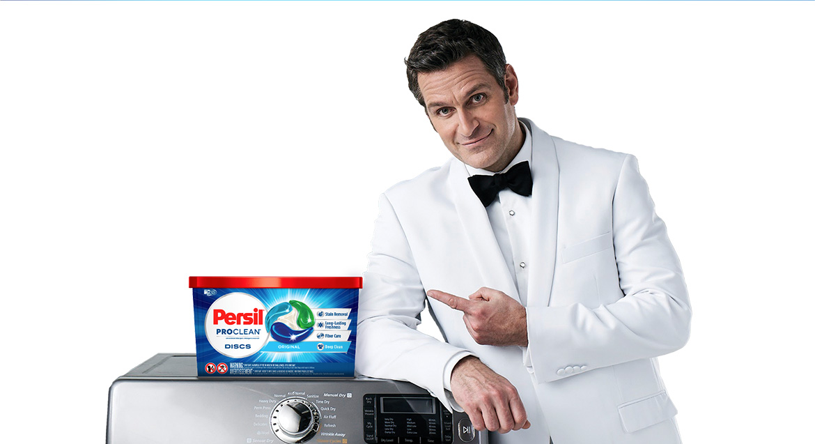 Win A Persil Coupon Contest
