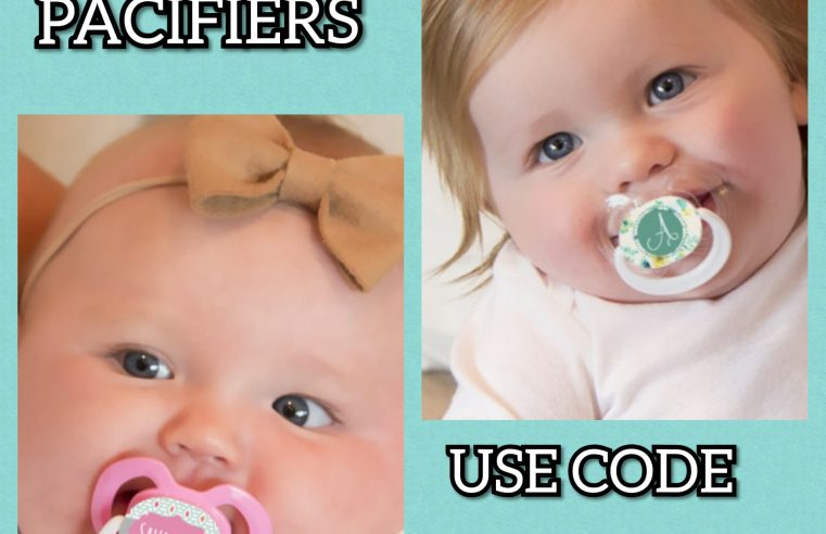 free customized pacifiers