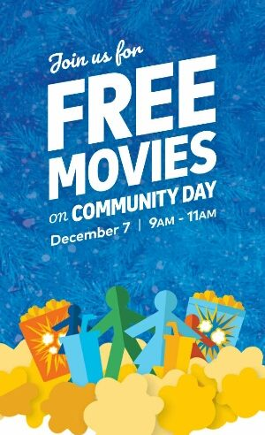 Free Movies One Day Only