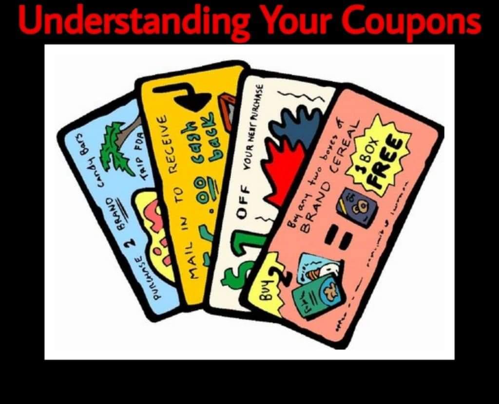 Understanding Your Coupons