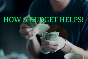 How a budget can help